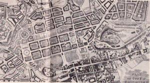 План нового города Эдинбурга