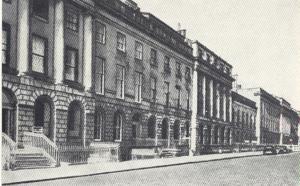 Улица Ройял-террас Эдинбург