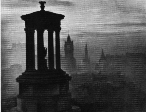 Памятник Дугласу Стюарту на Кэлтон-хилл Эдинбург