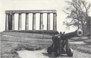 Национальный монумент на Кэлтон-хилл, Эдинбург