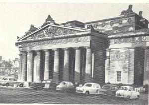 Здание Королевской академии