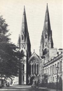 Собор Сент Мери, Эдинбург