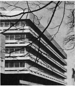 Новое здание библиотеки Эдинбургского университета, Эдибург