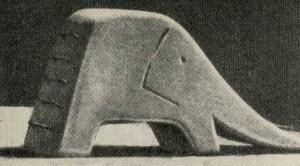 горка -слон для детей