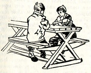 Стол для настольных игр