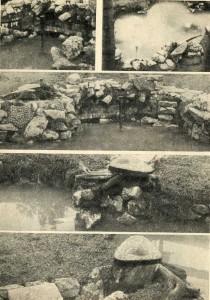 «Крокодиловы слезы». Небольшое озеро живописно обработали камнем