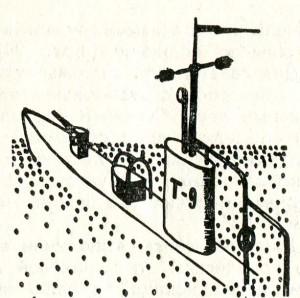 подводная лодка из цемента