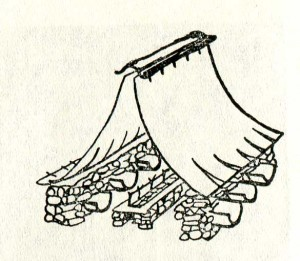 Шашлычный шатёр