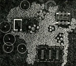 План шашлычной