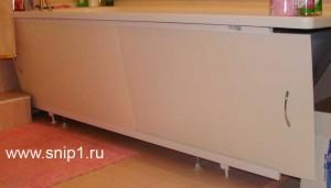 тумбочка под ванную