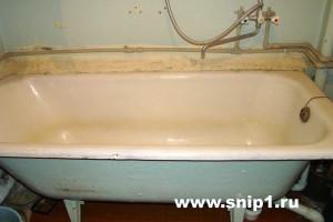 ванная в сталинский период