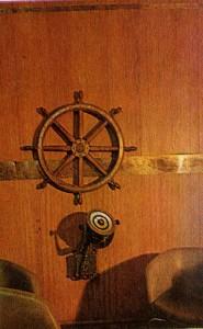 интерьер «морского бара»
