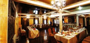 расстановка столов на свадебное торжество