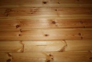 Деревянная обшивка