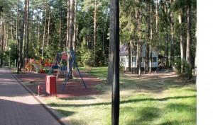 Детская площадку