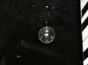 шар стеклянный