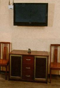 повесить телевизор