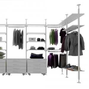 Подбор гардеробной системы