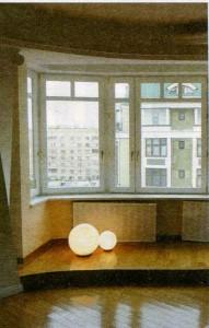 Увеличиваем комнату за счёт лоджии