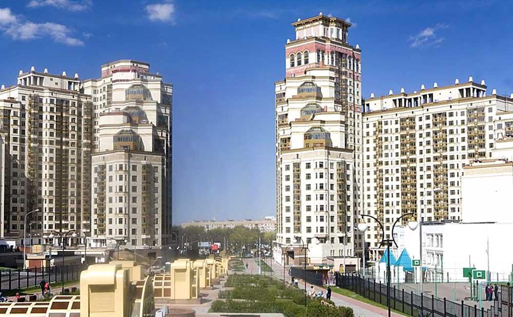 Мск недвижимость в москве