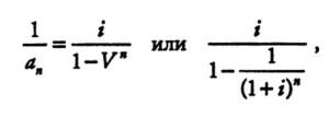 формула амартизацию единицы