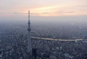 Tokyo Skytree, Токио, Япония