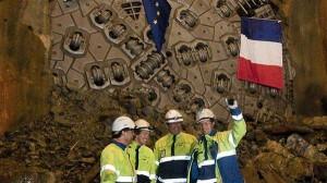 Соединение тоннеля