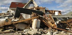 Стройка после стихийных бедствий