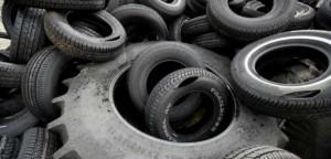 переработка старых шин