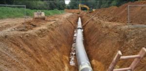 газопровода в 2014