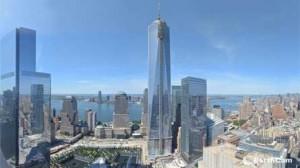 Здание нового мирового торгового центра