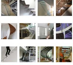 лестницы для торгового центра