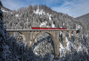 Самый красивый мост в мире.