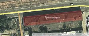 Гостиница красные казармы на карте
