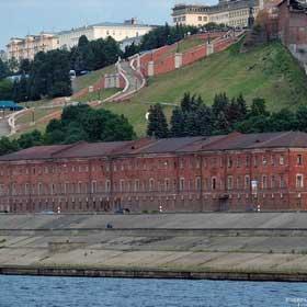 Гостиница Красные казармы