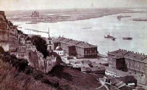 Красные казармы в XIX веке