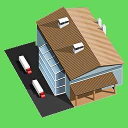 завод по производству домов