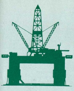 Добыча нефти на глубине