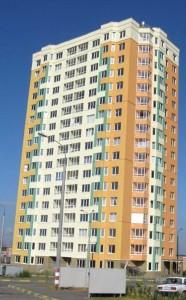 Лидеры по средней площади на 1 квартиру в сданном объекте в 2013 году