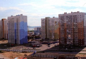 "Микрорайон ""Юг"" Автозаводский район, Н.Новгород"