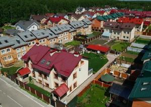 на рынке загородной недвижимости