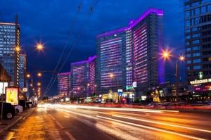 Москва готовиться к ЧМ по футболу 2018
