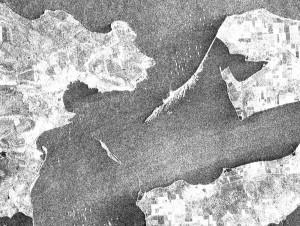 через Керченский пролив