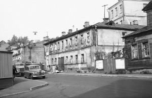 архив Центра историко-градостроительных исследований (ЦИГИ)