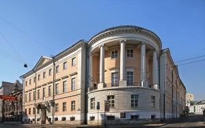 Здание Московского училища живописи