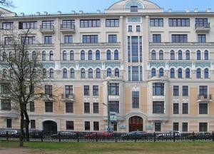 Гоголевский бульвар Москва