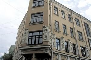 Самый дорогой дореволюционный дом Москвы спрятан в переулках Арбата