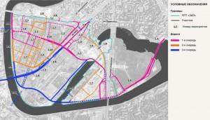 Проекты развития дорожной и рекреационной инфраструктуры Зила