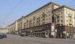 Торговая недвижимость в Москве