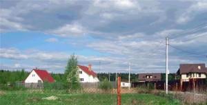 Загородный поселок «ЩЕПКИН»